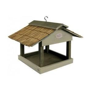 Zolux cottage grande mangeoire pour oiseaux du jardin for Plan de mangeoire pour oiseaux du jardin