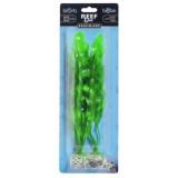 Plantes artificielles pour aquarium REEF ONE EasyPlant verte M
